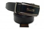 Мужской ремень, пряжка автомат 38 мм