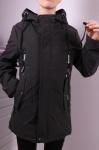 Детские демисезонные парковые куртки р. 128-152 7-102