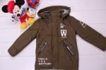 Детские демисезонные куртки р.104-128 7-91-1