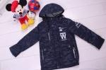 Детские демисезонные куртки р.110-134 7-92