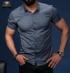 Мужские рубашки короткий рукав 71-07-408