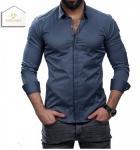 Мужские рубашки длинный рукав 71-07-408