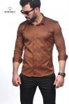 Мужские рубашки длинный рукав 74-07-436
