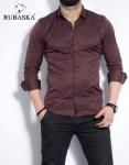 Мужские рубашки длинный рукав 75-07-445