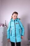 Детские демисезонные куртки р.122-146 808-1