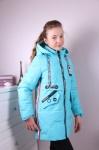Детские демисезонные куртки р.134-158 813-1