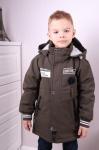 Детские демисезонные куртки р.104-128 822