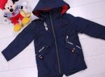Детские демисезонные куртки р.110-134 V822