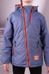 Детские демисезонные куртки р.122-146 8288-1