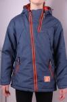Детские демисезонные куртки р.122-146 8288