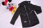 Детские демисезонные куртки р.110-134 831