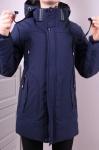 Детские демисезонные парковые куртки р. 140-164 836-2