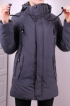 Детские демисезонные парковые куртки р. 140-164 836-1