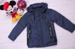 Детские демисезонные куртки р.110-134 838-1