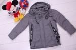 Детские демисезонные куртки р.110-134 838