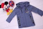 Детские демисезонные куртки р.104-128 839