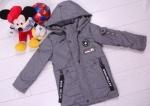 Детские демисезонные куртки р.104-128 839-1