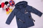 Детские демисезонные куртки р.104-128 839-2