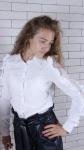 Школьная блузка 715