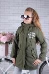 Детские демисезонные куртки р. 134-158 HL022-3