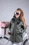 Детские демисезонные куртки р. 140-164 2028-1