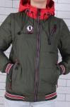 Детские демисезонные куртки р. 128-152 WK9910-1