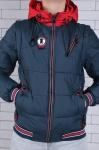 Детские демисезонные куртки р. 128-152 WK9910-2