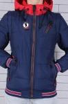 Детские демисезонные куртки р. 128-152 WK9910-3
