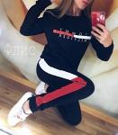 Женские спортивные костюмы на флисе Tommy 8208-2