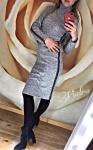 Женское теплое платье 508-1