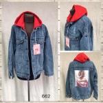 Женская джинсовая куртка МОМ 662-3