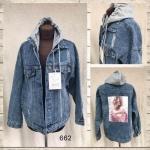 Женская джинсовая куртка МОМ 662-1