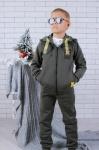 Детский спортивный костюм тёплый р. 134-164  42123-1