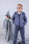 Детский спортивный костюм тёплый р. 134-164  42123-2