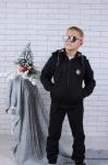 Детский спортивный костюм тёплый р. 134-164  42123-3