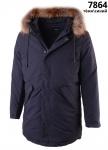 Куртка мужская зима REMAIN