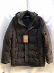 Зимние мужские куртки полубатал S-11-2