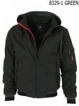 Мужские демисезонные куртки Батал REMAIN 8329-1-1