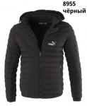 Мужские демисезонные куртки полубатал 8955-1