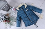 Зимняя детская куртка 86-116 45438-3