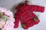 Зимняя детская куртка рр. 74-98 TH09-2