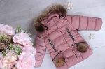 Зимняя детская куртка рр. 74-98 TH09-3