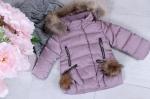 Зимняя детская куртка рр. 74-98 TH09-1