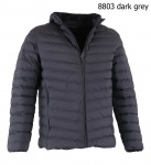 Мужские демисезонные куртки Батал 8803-1