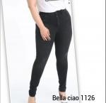 Джинсы женские батал Bella ciao Американка