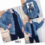 Женская джинсовая куртка 9801/1