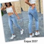 Джинсы женские Esqua 2037 MOM