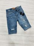 Мужские джинсовые шорты ZARA