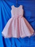 Бальное платье 9 лет