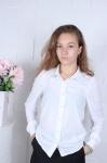 Школьная блузка 134-164 838